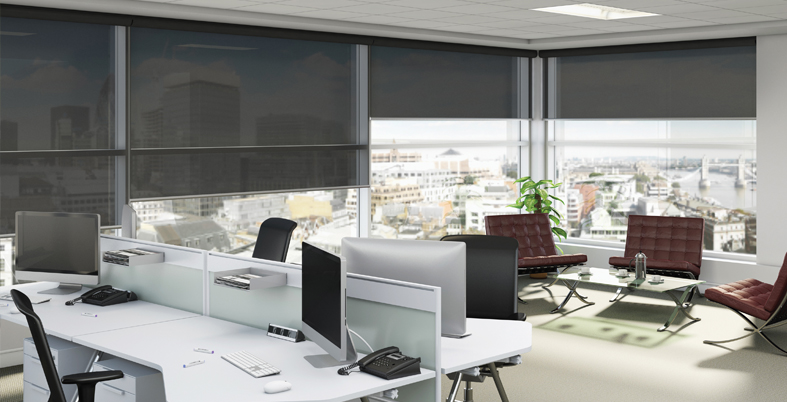 Commercial Blinds Manchester